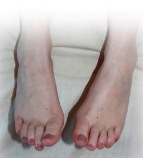 Hoe kijk jij naar je tenen?
